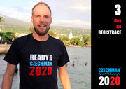 Registrace  CZECHMAN Triatlon 2020