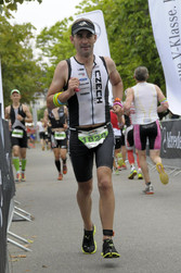Tomas Petr IRONMAN Switzerland 2014